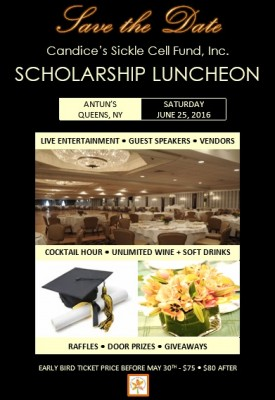 CSCF Scholarship Luncheon