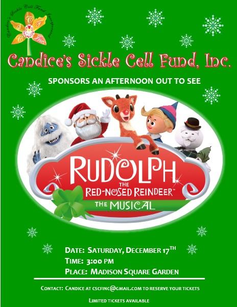 Rudolph Musical Trip