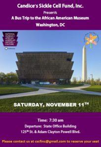 Museum Bus Trip Flyer 10.13.17