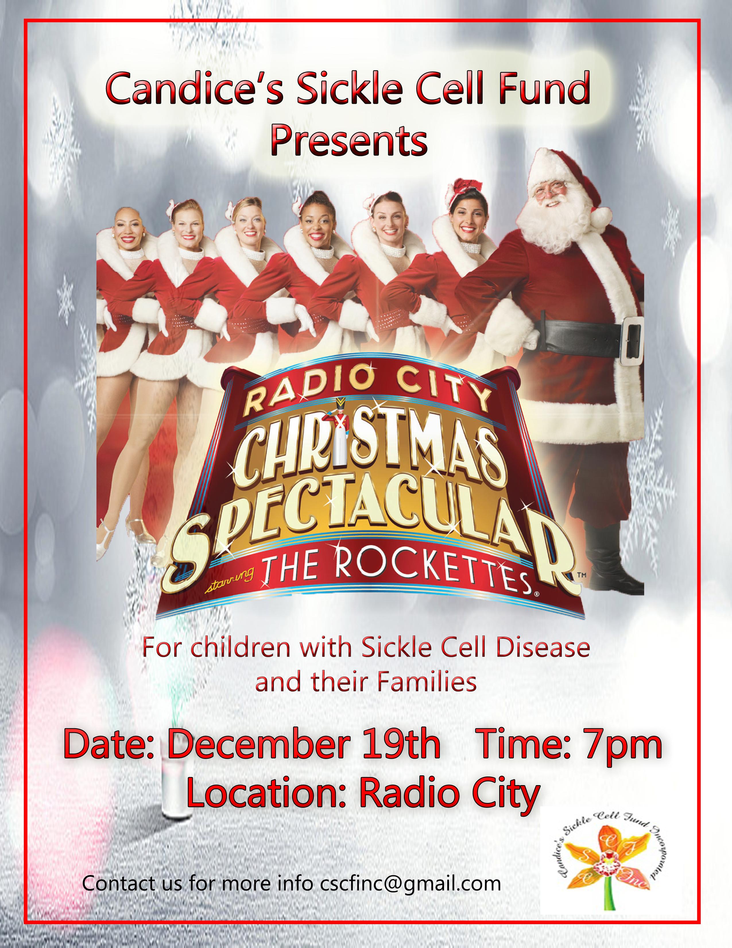Holiday Fun At Radio City
