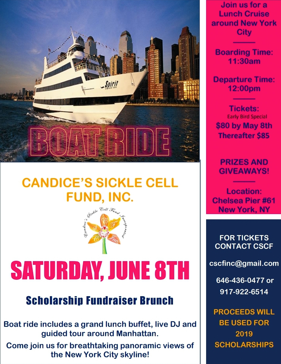 Events | Candice's Sickle Cell Anemia Fund, Inc