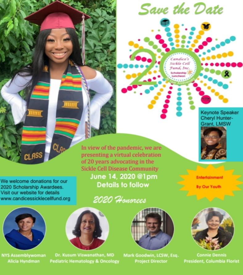 2020 Virtual Scholarship Luncheon